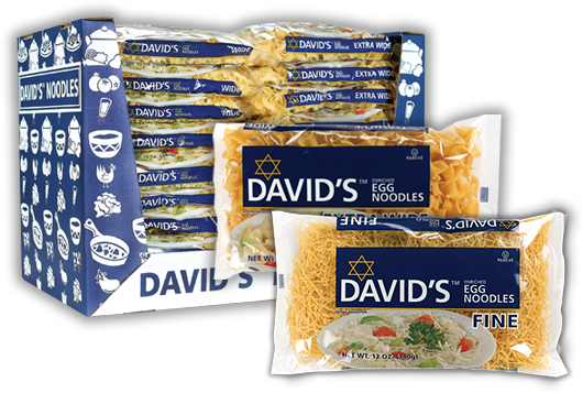 David's Kosher Egg Noodles